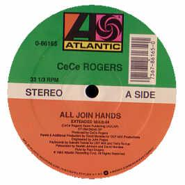 Ce Ce Rogers - All Join Hands