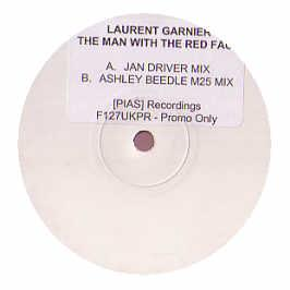 Laurent Garnier - The Man With The Red Face (Remix)