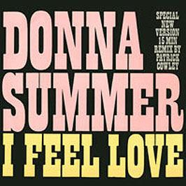 Donna Summer - I Feel Love (Patrick Cowley Remix)