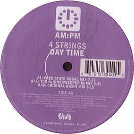 4 Strings - Day Time (Remixes)