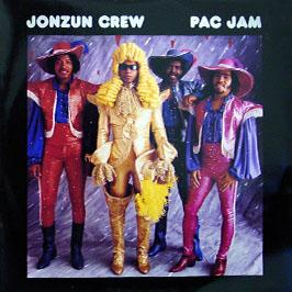 Jonzun Crew - Pac Jam / Space Is The Place