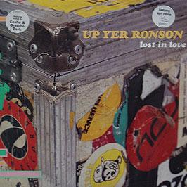 Up Yer Ronson - Lost In Love
