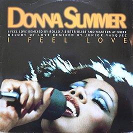 Donna Summer - I Feel Love (Masters At Work Remix)