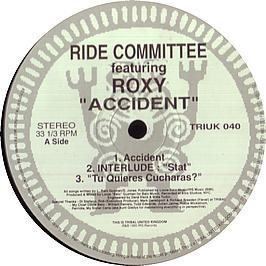 Ride Committee & Roxy - Accident
