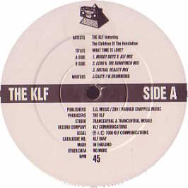 KLF - What Time Is Love (Remixes)
