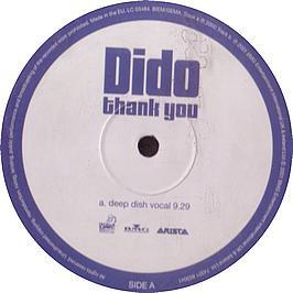 Dido - Thank You (Remixes)