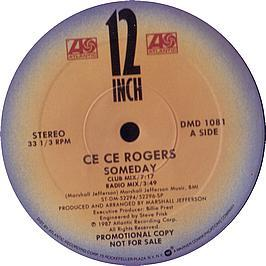 Ce Ce Rogers - Someday