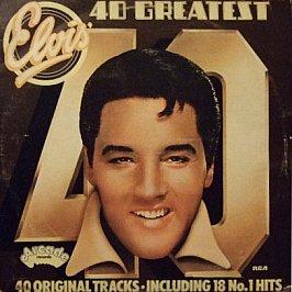 Elvis - 40 Greatest Hits