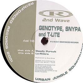 Genotype & Snypolite - Deadly Pursuit