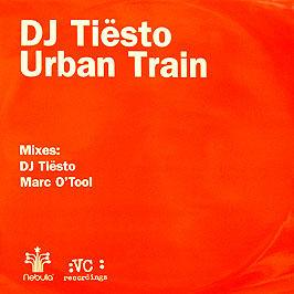 DJ Tiesto - Urban Train