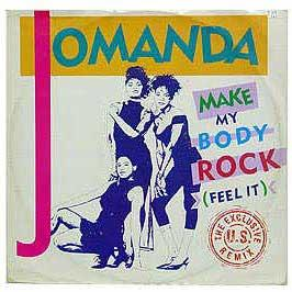 Jomanda - Make My Body Rock