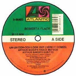 Roberta Flack - Uh Uh Ooh Ooh (Look Out)