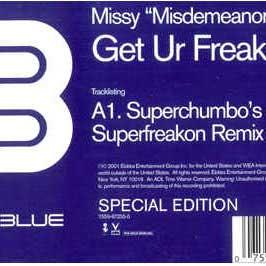 Missy Elliot - Super Freak On (Get Ur Freak On)