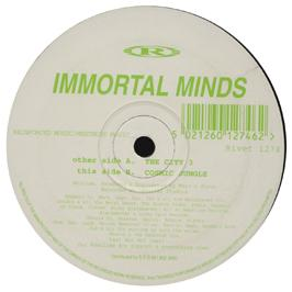 Immortal Minds - The City 3
