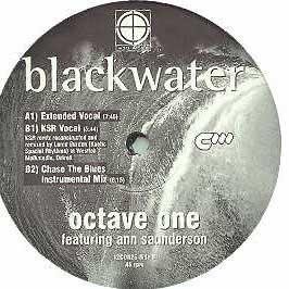 Octave One Ft Ann Saunderson - Blackwater