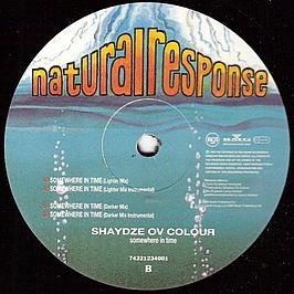 Shaydze Ov Colour - Somewhere In Time