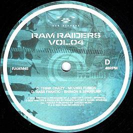 Various Artists - Ram Raiders Vol. 04