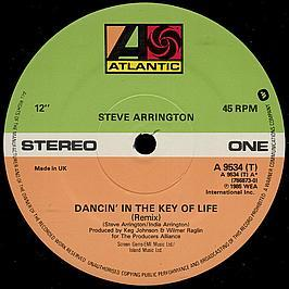 Steve Arrington - Dancin' In The Key Of Life (Remix)