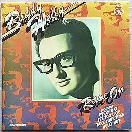 Buddy Holly - Rave On