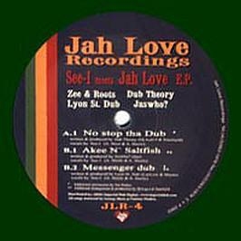 various artists - See-I Meets Jah Love E.P.