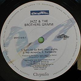 Jazz & The Brothers Grimm - Let's All Go Back (Disco Nights)