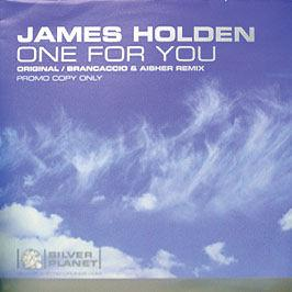 James Holden - One For You