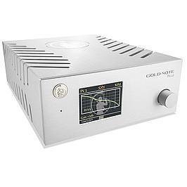 Gold Note Ph-10 Phonostage - Phono Preamplifier (Silver)