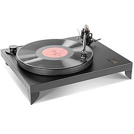 Gold Note Valore 425 Plus - Turntable (Black Lacquer) With B5 Arm