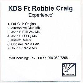 K-D-S Featuring - Experience
