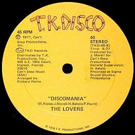 The Lovers - Discomania