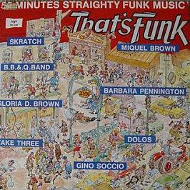 various artists - That's Funk