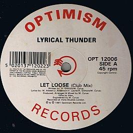 Lyrical Thunder - Let Loose
