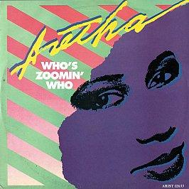 Aretha - Who's Zoomin' Who