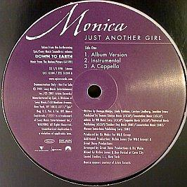 Monica - Just Another Girl