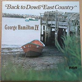George Hamilton Iv - Back To Down East Country