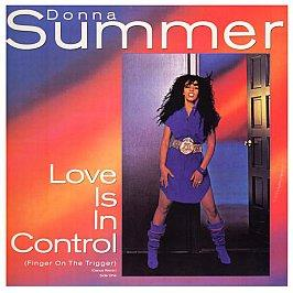 Donna Summer - Love Is In Control (Finger On The Trigger) (Dance Remix)