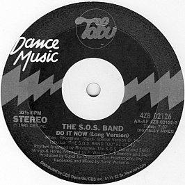 The S.O.S. Band - Do It Now