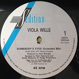 Viola Wills - Somebody's Eyes (Extended Version)