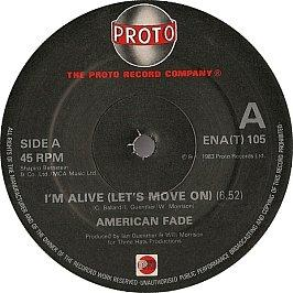 American Fade - I'm Alive (Let's Move On)