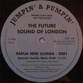 The Future Sound Of London - The Future Sound Of London