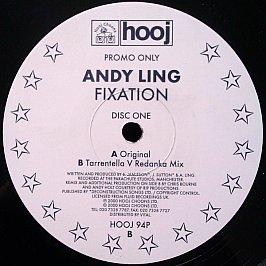 Andy Ling - Fixation (Disc One)