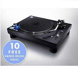 Technics SL-1210GR - Direct Drive Turntable (Black)