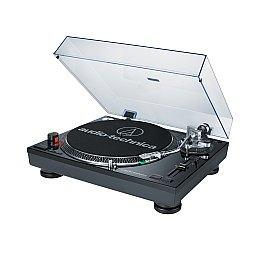 Audio Technica At-Lp120-Usb - Direct Drive Turntable (Black)