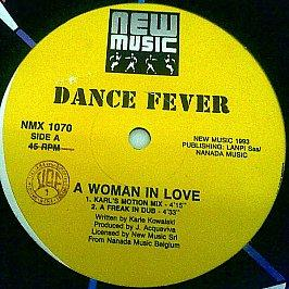 Dance Fever - A Woman In Love