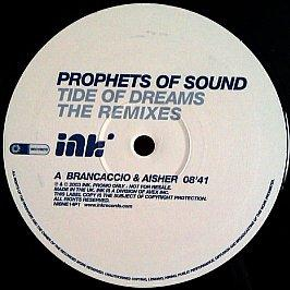 Prophets Of Sound - Tide Of Dreams (The Remixes)