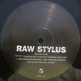 Raw Stylus - Believe In Me