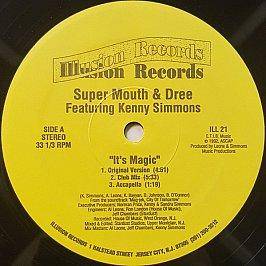 Super Mouth & Dree Featuring Kenny Simmons - It's Magic