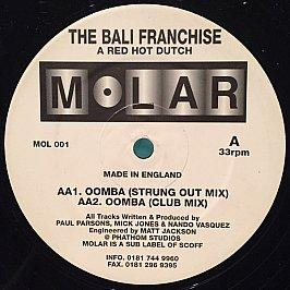 the Bali Franchise - A Red Hot Dutch