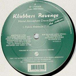Klubbers Revenge - Mental Atmosphere (Dance Piu)