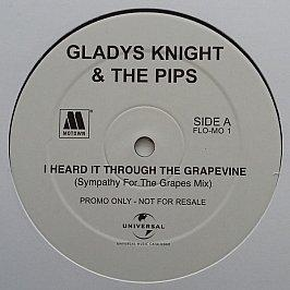 Gladys Knight & The Pips / Edwin Starr - I Heard It Through The Grapevine / War